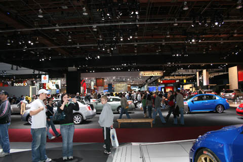 2008 Auto Show